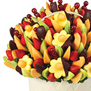 Visual Food, bouquet di frutta, una composizione così bella da sembrare un vero e proprio mazzo di fiori - 24/03/2018 - 60€